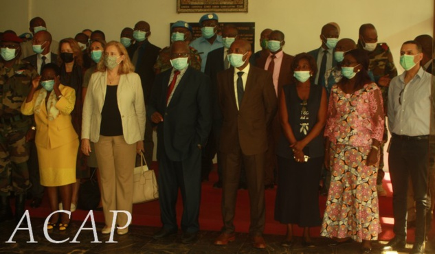 Redimensionner la coordination stratégique de la réforme du secteur de sécurité en Centrafrique