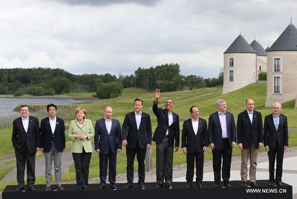 """La déclaration du G8 sur la crise en Syrie """"n'apporte rien de nouveau"""" (analystes syriens) (SYNTHESE)"""