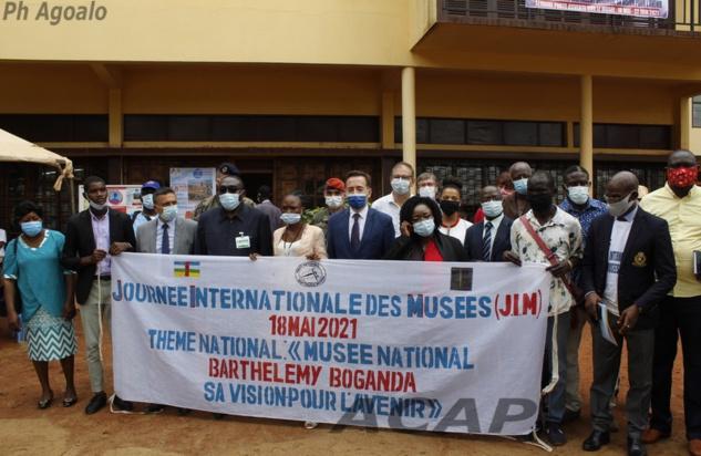 Célébration à Bangui de la Journée Internationale des Musées