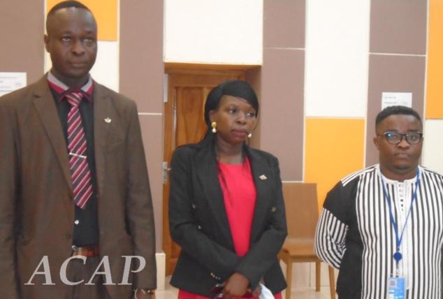 Les administrateurs de la Cour Pénale Spéciale prêtent serment