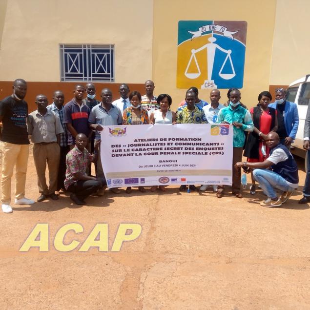 Formation des journalistes sur les activités de la CPS