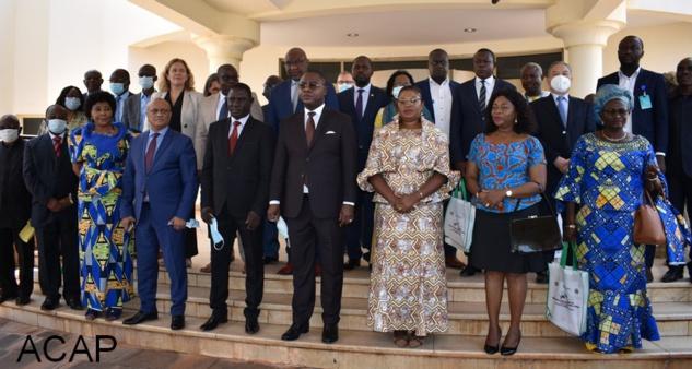 Ouverture à Bangui des travaux de la Table-ronde du secteur forestier