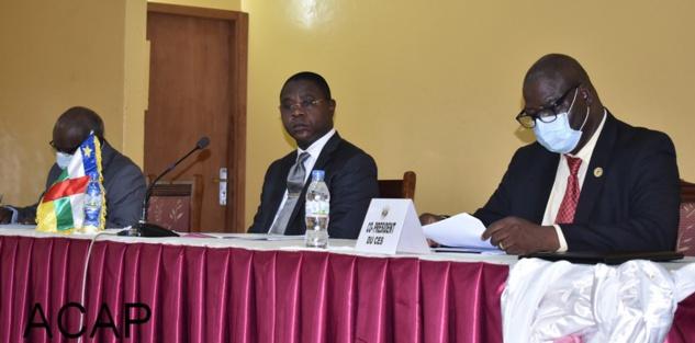 11ème session ordinaire de l'accord politique pour la paix et la réconciliation en RCA
