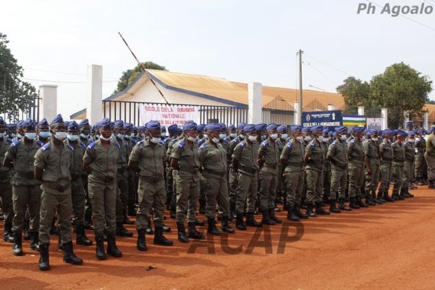6oo élèves gendarmes de la 29ème promotion sont désormais opérationnels s