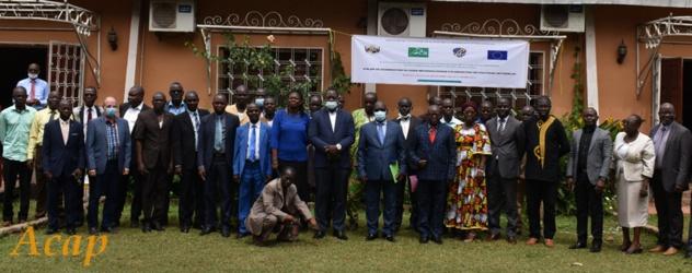Formation sur la démarche méthodologique d'élaboration d'une politique sectorielle
