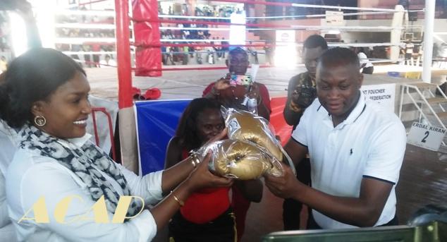 Un gala de boxe pour la paix et la réconciliation nationale
