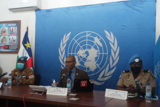 La Minusca et les autorités locales saluent les actions positives menées dans la Haute-Kotto