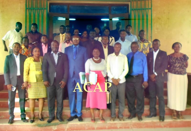 Ouverture à Bangui d'un atelier de validation du document de stratégie nationale de gestion durable des forêts