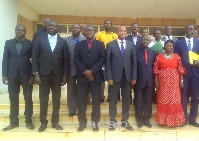 Ouverture à Bangui de l'atelier national pour le lancement du « Projet Régional d'Électrification hors Réseau (ROGEP)