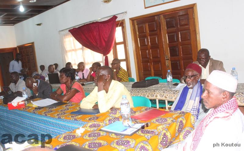 Clôture à Bangui de la quatrième réunion de la plateforme de Pastoralisme et de Transhumance