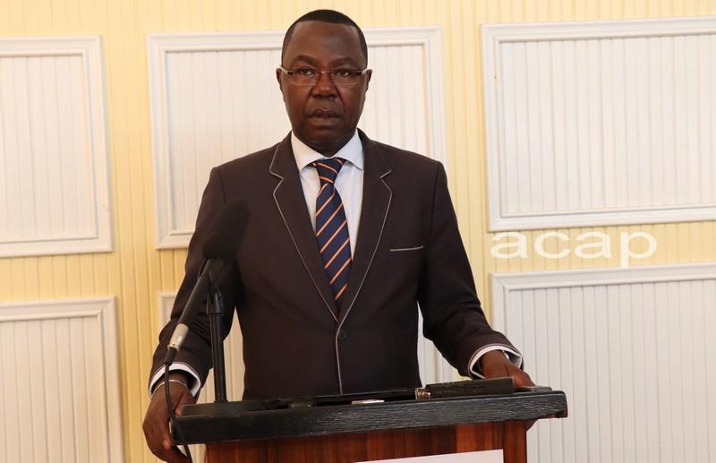 Le Conseiller Albert Yaloké Mokpème revient sur les principales activités de la semaine du Président Touadéra