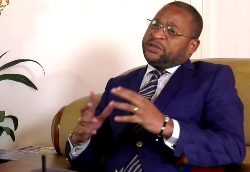 Le désormais ancien ministre Jean-Serge Bokassa