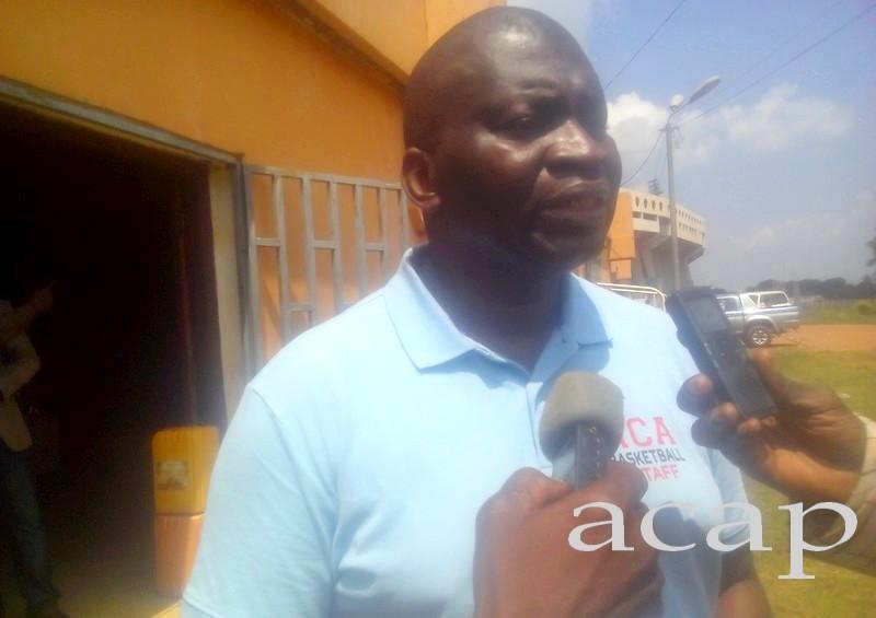 Basketball : le président de la fédération centrafricaine appelle à une bonne préparation de la coupe du monde 2019
