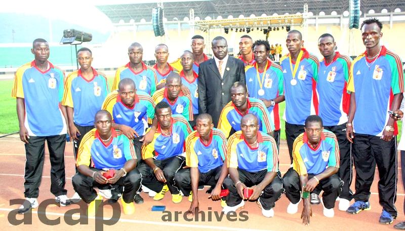 Football : Les Fauves de Centrafrique perdent devant la Guinée Conakry 0 - 1