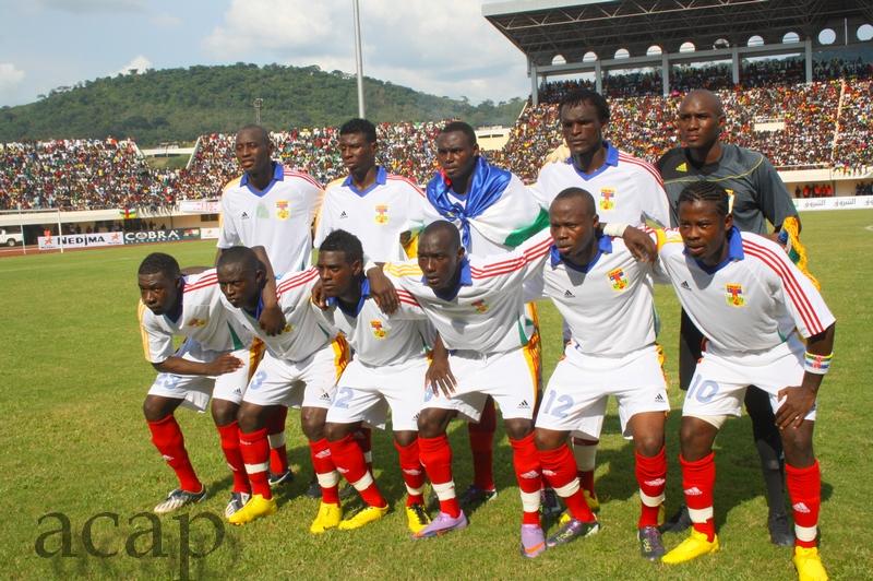 Centrafrique Côte-D'Ivoire 0 - 0
