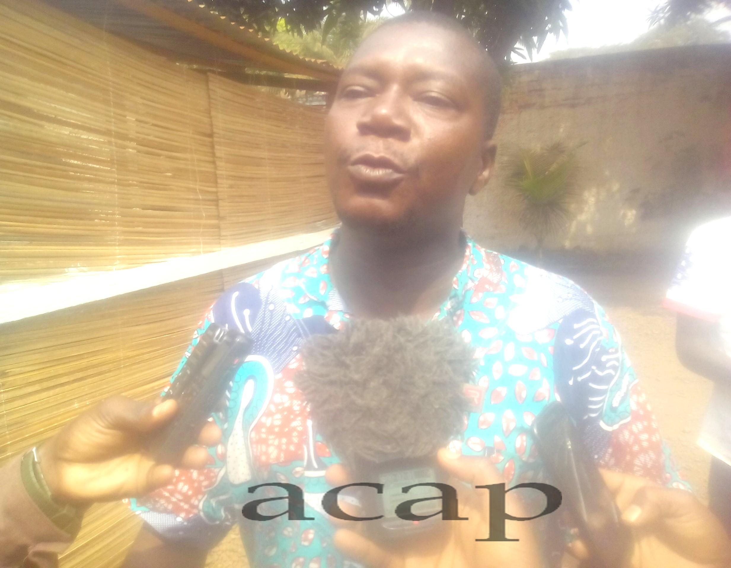 L'ex-coordonnateur des anti-Balaka Sébastien Wénézoui plaide pour le jugement de Patrice-Edouard Ngaïssona en République Centrafricaine