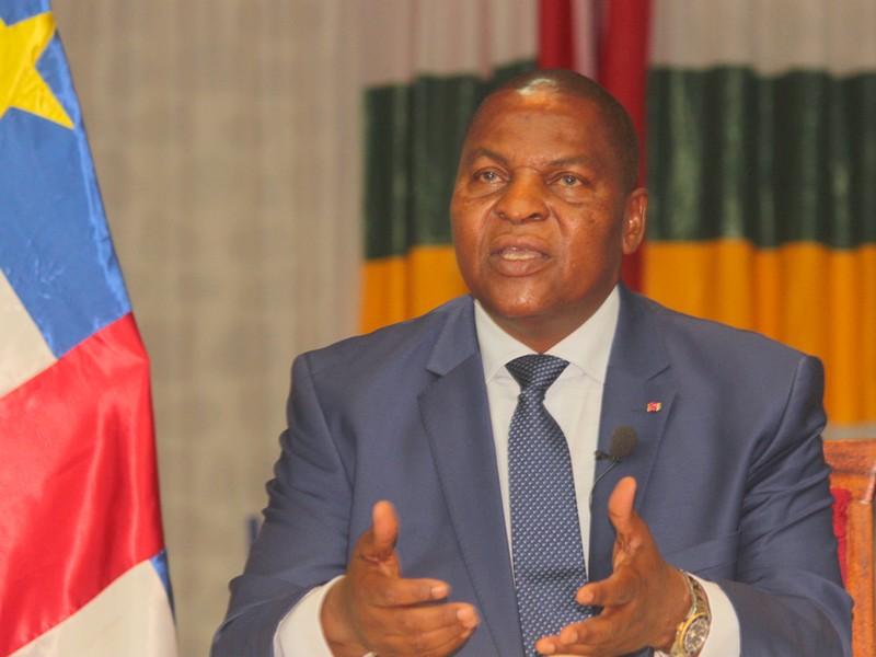 Le Président Faustin-Archange Touadéra poursuit ses consultations avec les forces vives de la nation