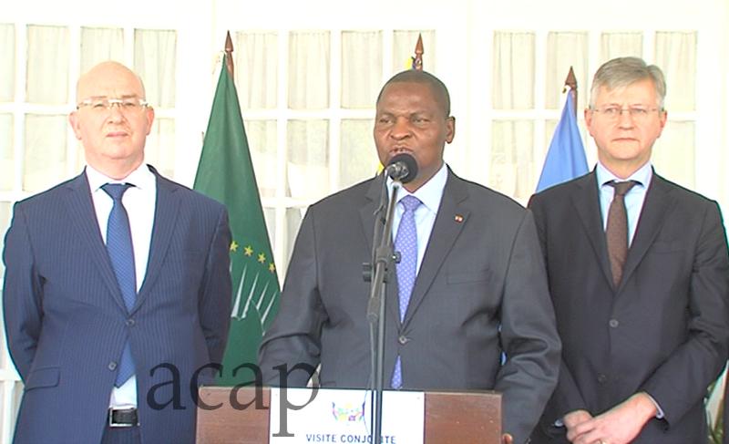 Le Président Faustin-Archange Touadéra fixe au 24 janvier prochain à Khartoum, la date du dialogue de l'initiative Africaine