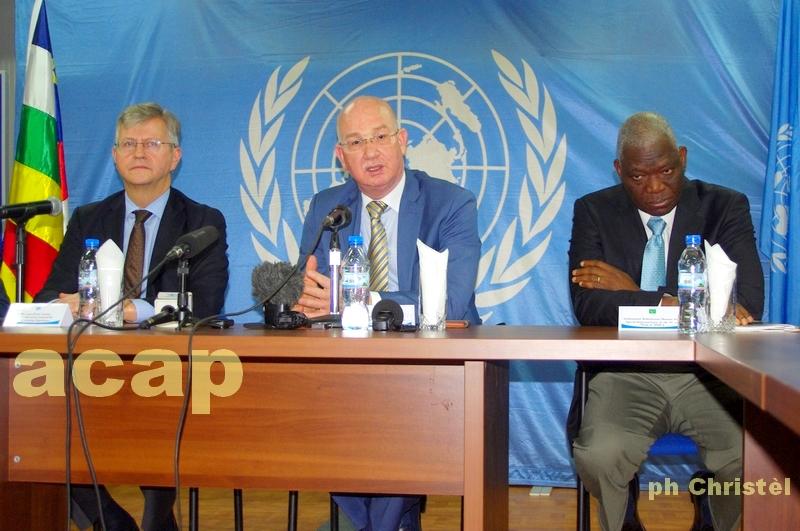 Les Représentants de l'UA/ONU invitent les professionnels des médias à se mobiliser en faveur de la rencontre de Khartoum