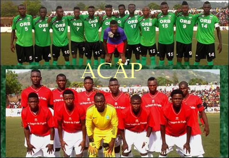 Olympique Réal de Bangui et les Anges de Fatima qualifiés pour la demi-finale de la coupe de la ligue