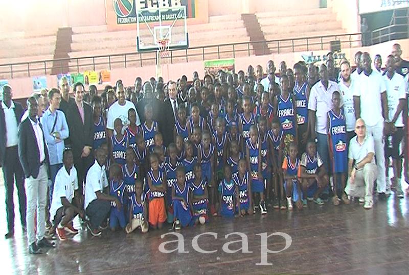 Célébration à Bangui de la Journée Internationale du Sport