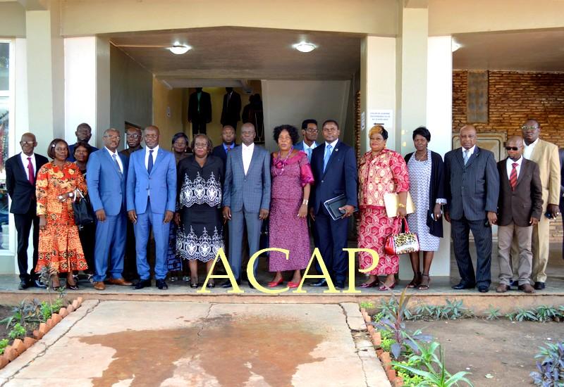 Photo de famille des délégués