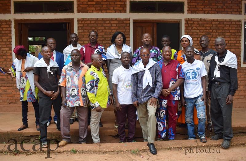 Ouverture à Bangui de la session de formation des conseils centraux diocésains de la société Saint Vincent de Paul de Centrafrique