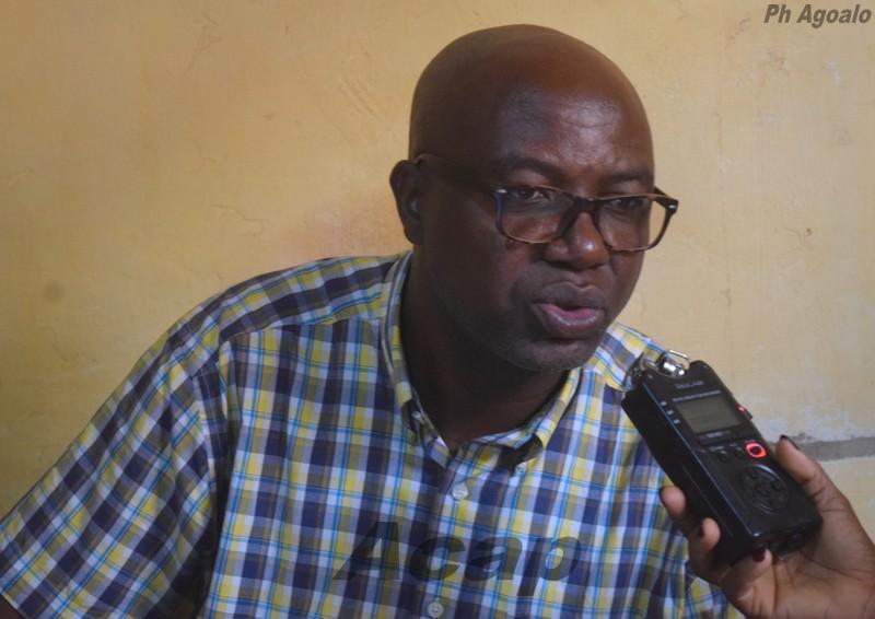 Le chef du département de sociologie à l'université de Bangui, Hyacynthe Bekpa