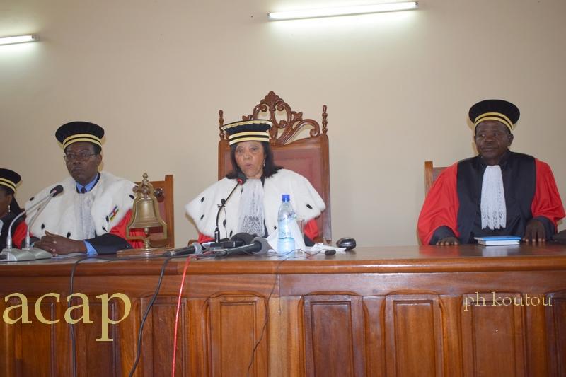 La Cour constitutionnelle décide d'une relecture du code électoral par l'Assemblée nationale
