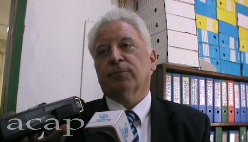 Le représentant du Fonds des Nations Unies pour la Population va quitter la Centrafrique