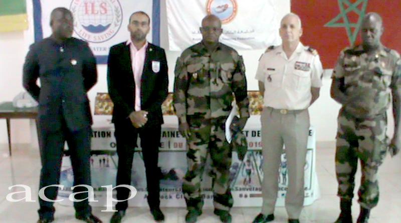 Ouverture à Bangui du premier stage de haut niveau des sauveteurs internationaux