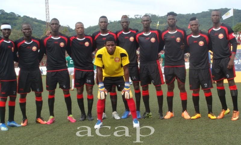 Football : l'As Tempête Mocaf  bat Alnasser de Benghazi 1-0