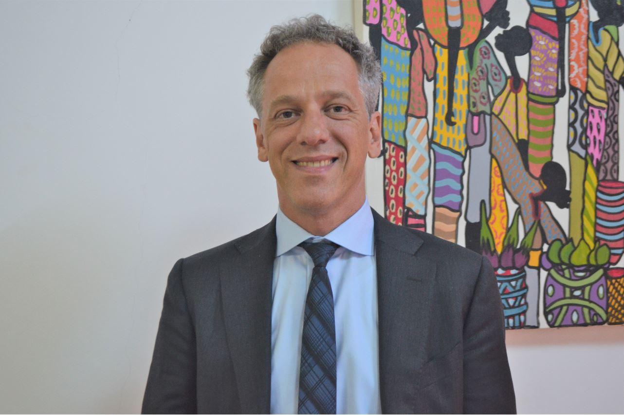 Le nouveau responsable des opérations de la Banque mondiale pour la République centrafricaine, Han Fraeters