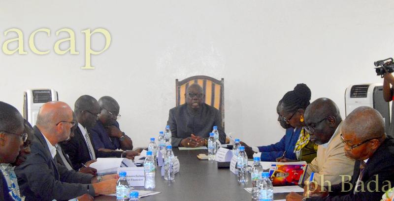 Une mission de sensibilisation sur l'accord de paix se prépare pour Bambari