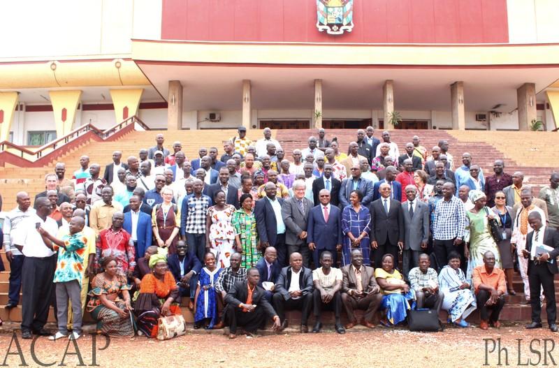 Ouverture à Bangui du forum national sur la vaccination en République Centrafricaine