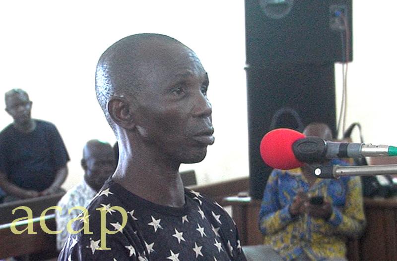 La Cour criminelle condamne Alphonse Mapouka, à huit ans d'emprisonnement ferme