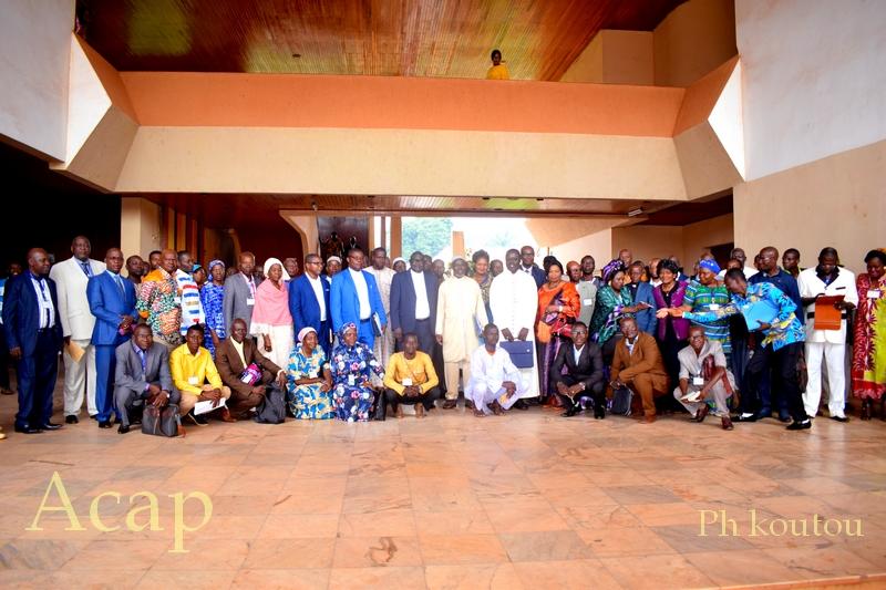 Ouverture à Bangui des travaux de la 2ème Assemblée Générale de la plateforme des confessions religieuses de Centrafrique