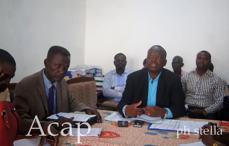 Les ONG nationales réfléchissent sur leurs activités financées par le Fonds Békou