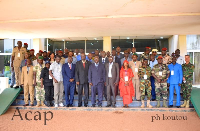 Ouverture à Bangui de l'atelier de sensibilisation et d'information sur le processus RSS et DDRR
