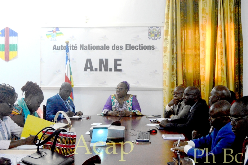 L'Autorité Nationale des Elections poursuit son plaidoyer sur la numérisation du fichier électoral