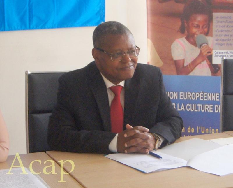 Le ministre Pierre Somsé situe l'opinion nationale sur la mission d'une équipe de l'ONG Gavi en Centrafrique