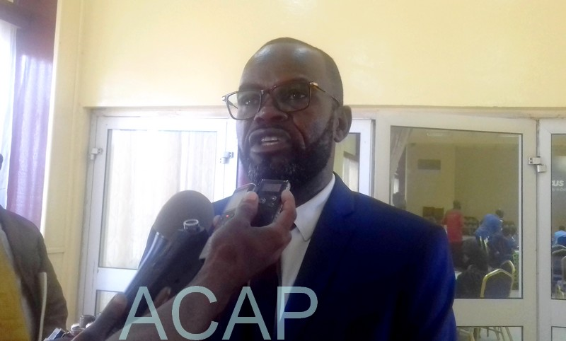 Forum à Bangui des bailleurs sur le système national d'information sanitaire de la RCA
