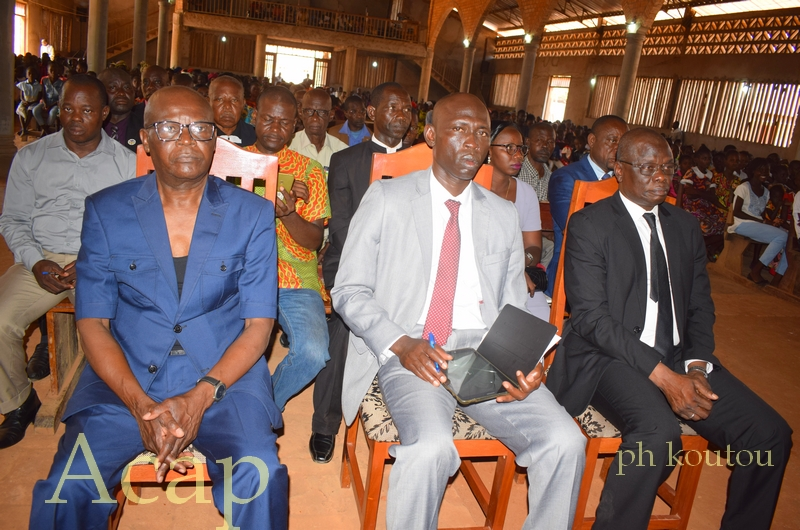 Des Offices religieux en faveur de la République Centrafricaine