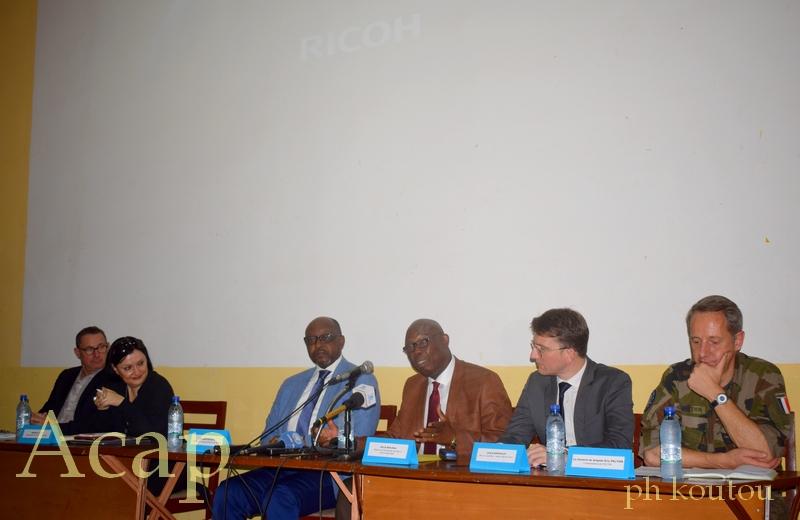 La coopération Union Européenne et la République Centrafrique au centre d'une conférence de presse