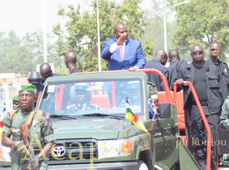 La République Centrafricaine célèbre son 61ème anniversaire
