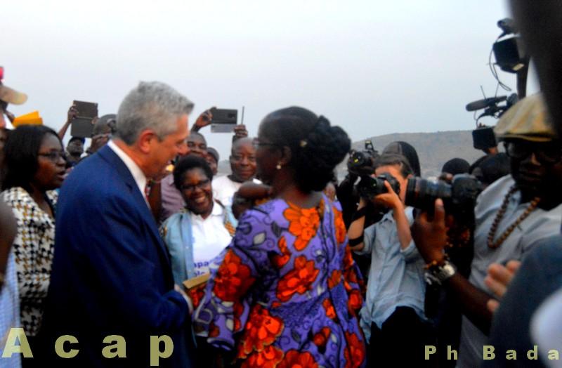 Retour à Bangui du deuxième convoi des réfugiés Centrafricains de la République Démocratique du Congo