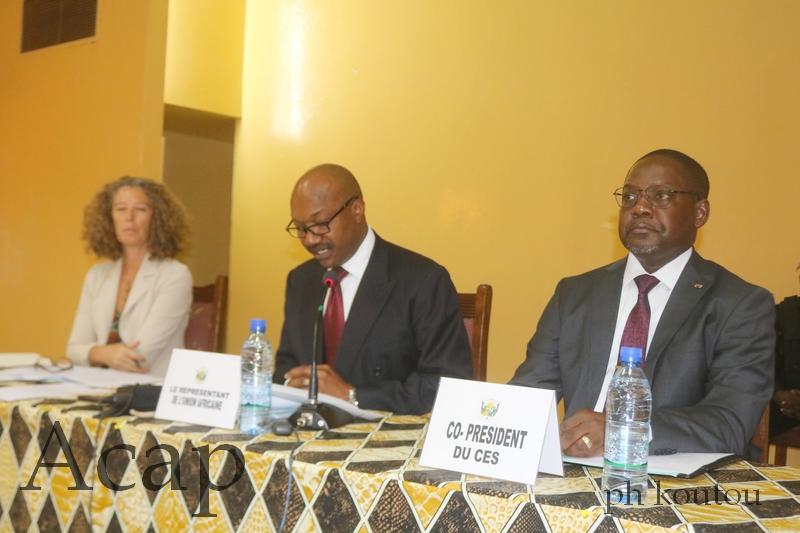 Ouverture à Bangui des travaux de la 6ème session du Comité Exécutif de Suivi de l'Accord Politique pour la Paix et la Réconciliation en Centrafrique