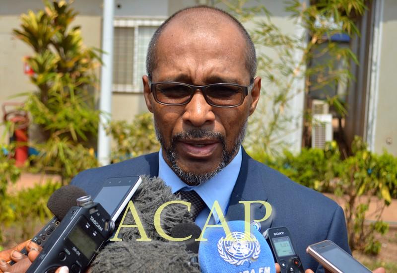 La MINUSCA appelée à appuyer le processus électoral en Centrafrique