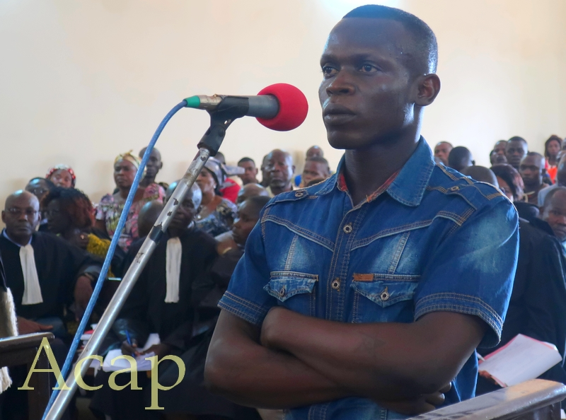 Cour criminelle : L'affaire Wakanam Pépin alias Pino-Pino et autres