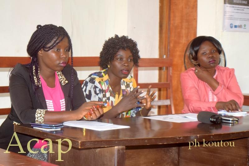Six organisations de la société civile réclament  l'implication des femmes dans la commission vérité  justice réconciliation et réparation